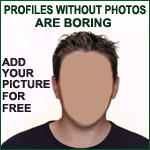 Image recommending members add Nerd Passions profile photos